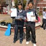 楽天杯兵庫県春季ジュニアテニス選手権大会
