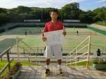 明石市長杯オープントーナメントテニス