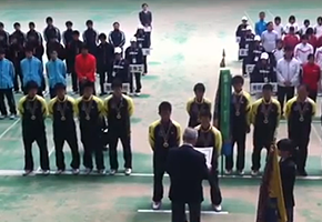 相生学院テニス全国選抜優勝